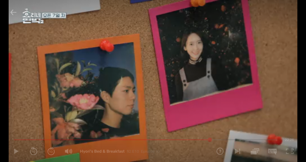 Park Bo Geum and Yoona Hyori's Bed and Breakfast