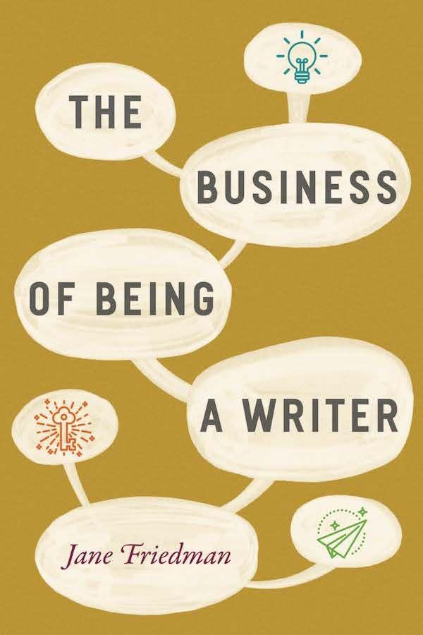 Jane Friedman book