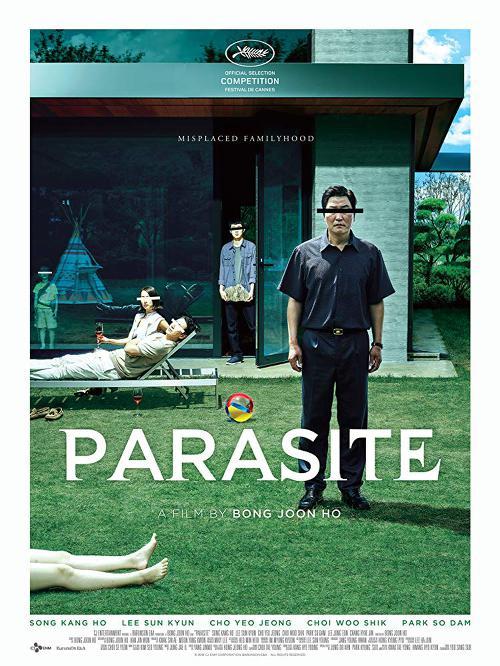 Parasite Oscar Bong Joon Ho garden