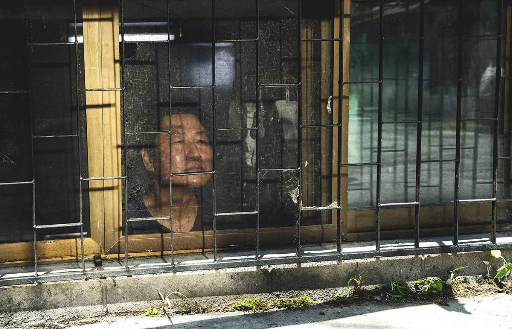 Parasite Oscar Bong Joon Ho underground apartment