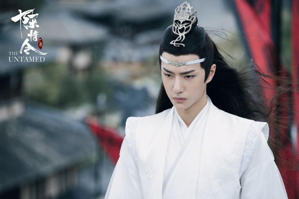 Untamed Wang Yibo